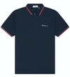 Polo Shirt Marineblau