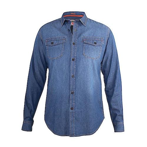 D555 Scotsdale Vintage Jeanshemd