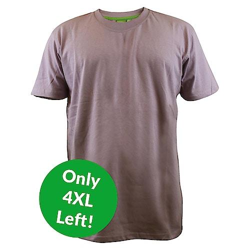 D555 Premium Baumwoll T-Shirt Rot