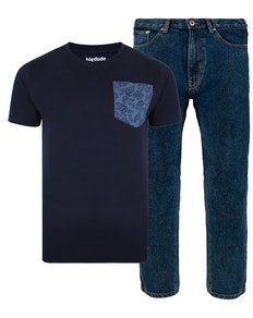 Bigdude T-Shirt & Jeans Bundle 4