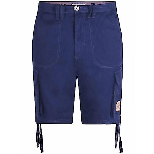 D555 Cargo Shorts Fletcher Blau