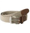 Frank Stretch Braided Belt Stone