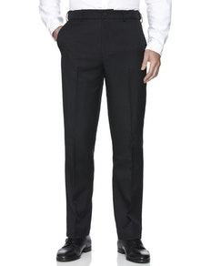 Farah Flexi Waist Trouser Black