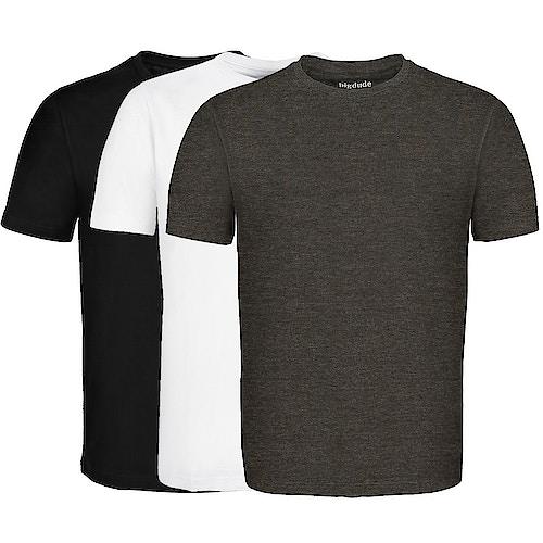 Bigdude Loungewear T-Shirt Multipack