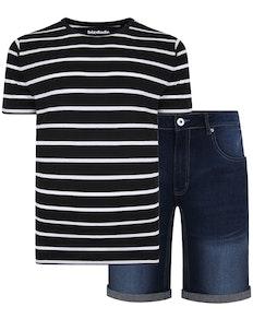 Bigdude T-Shirt & Shorts Bundle 4