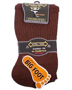 Big Foot Extra breite Socken für Diabetiker 3er Pack