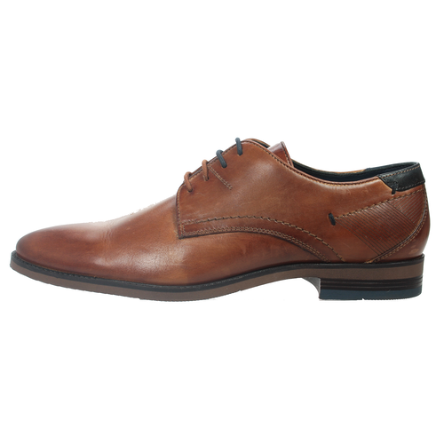 Paul O'Donnell By POD Connor Shoes Brown Cognac