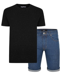 Bigdude T-Shirt & Shorts Set 9