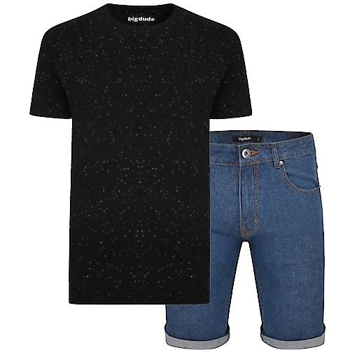 Bigdude T-Shirt & Shorts Bundle 9