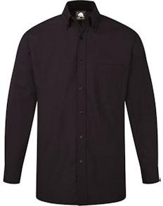 ORN Premium Oxford Long Sleeve Shirt Navy