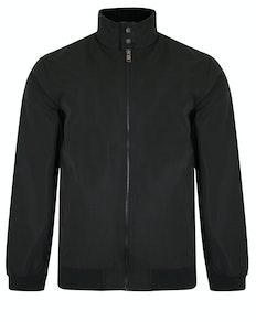 Bigdude Harrington Jacket Black