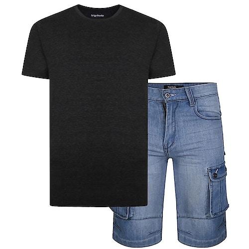 Bigdude T-Shirt & Shorts Bundle 6