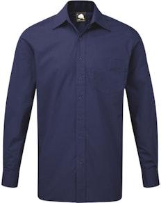 ORN Premium Hemd Königsblau