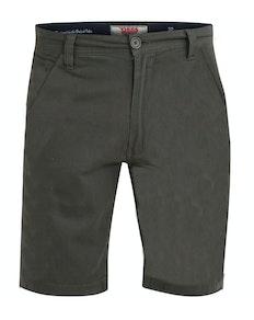 D555 Opal 2 Stretch Chino Shorts Khaki