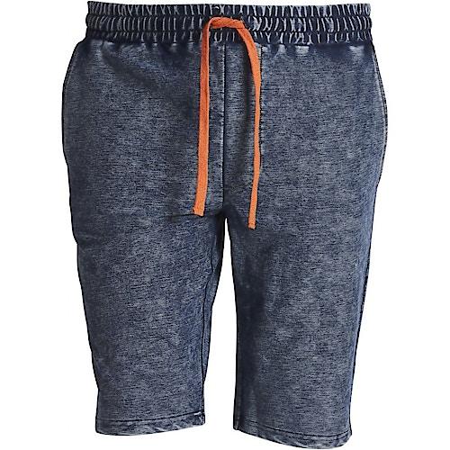 Replika Sweat Shorts Indigo