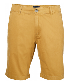Replika North 56 ° 4 Chino Shorts mit Stretch Corn