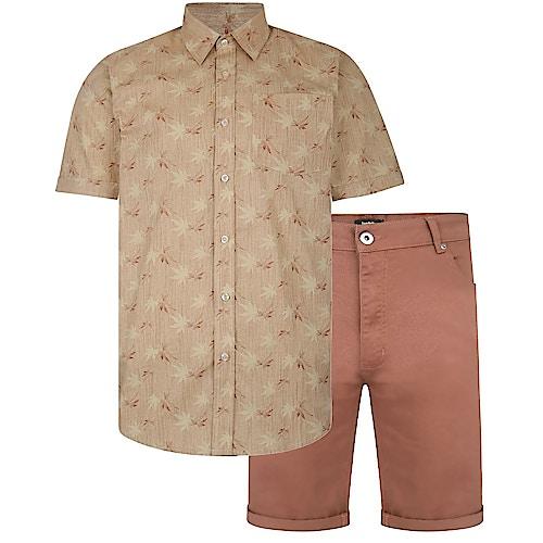 Bigdude Shirt & Shorts Bundle 2