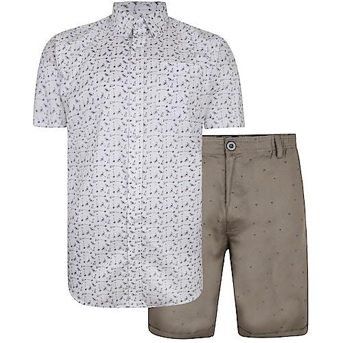 Bigdude Shirt & Shorts Bundle 3