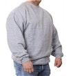 Sport Grauer Pullover