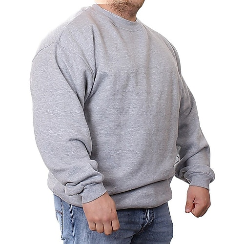 Absolute Apparel Sport Grauer Pullover