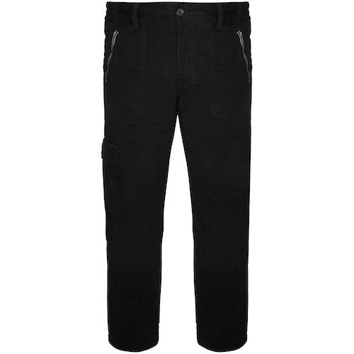 Bigdude Action Trousers Black