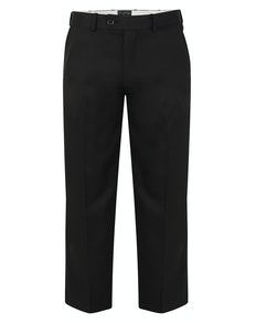 Tooting & Brow Adjustable Waist Trousers Black