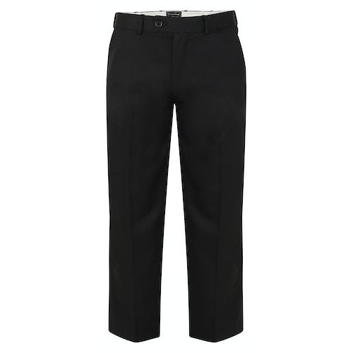 Tooting & Brow Adjustable Waist Trousers Black