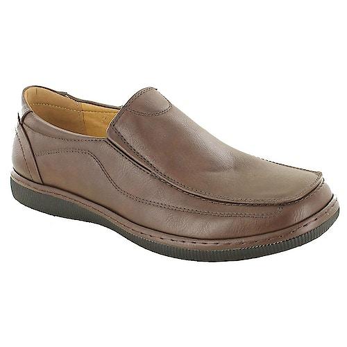 Dr Keller Andrew Brown Slip On Shoe