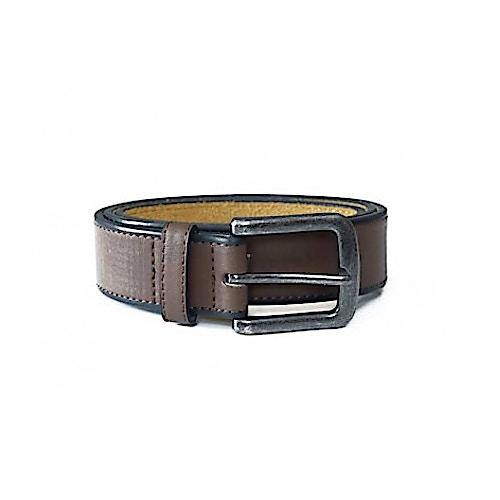 D555 Avant Brown Leather Belt