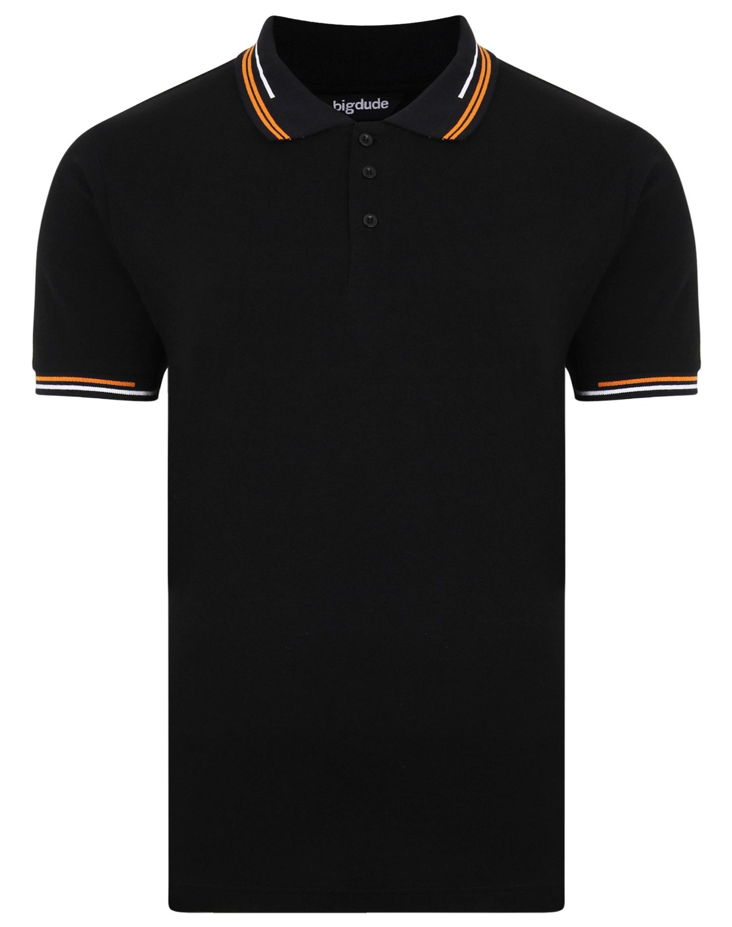 Large & Big Mens Polo Shirts - 3XL, 4XL, 5XL, 6XL, 7XL & 8XL | Bigdude
