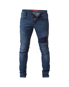 D555 Biker Jeans Newport Tall Fit