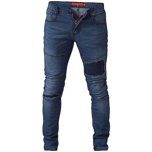 D555 Biker Jeans Newport Tall Fit