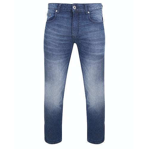 Bigdude Stretch Jeans Mid Wash