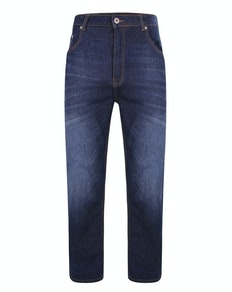 Bigdude Whispering Stretch Jeans Dark Wash