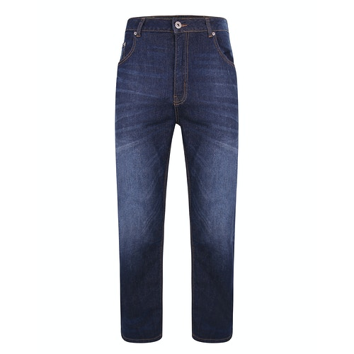 Bigdude Whispering Stretch Jeans Dark Wash