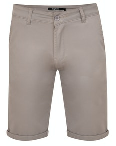 Bigdude Stretch Chino Shorts Beige