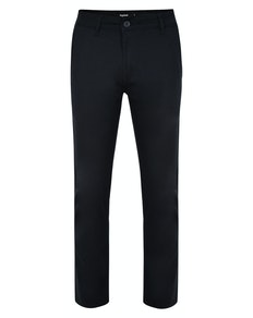 Bigdude Stretch Chino Trousers Navy