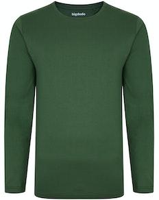 Bigdude Long Sleeve T-Shirt Deep Green