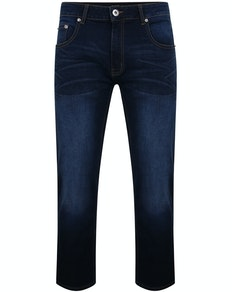 Bigdude Stretch Jeans Dark Wash