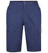 RipStop Cargo Shorts Blau
