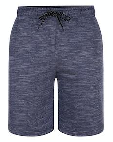 Bigdude Inkjet Shorts Blau