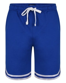Bigdude Twin Stripe Shorts Royal Blue