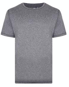 Bigdude Inkjet Stretch Performance T-Shirt Grau