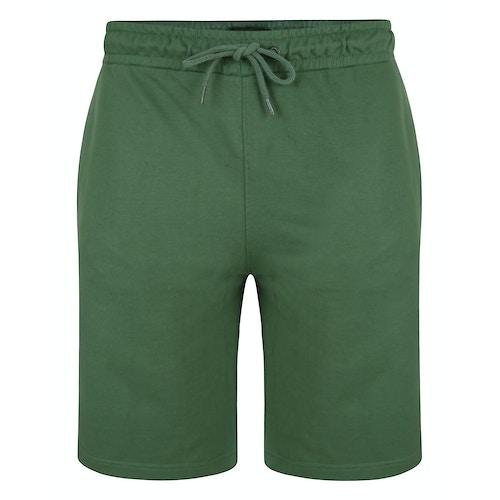 Bigdude Loopback Jogger Shorts Deep Green