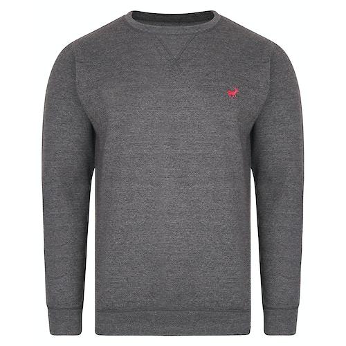 Bigdude Signature Sweatshirt Grau