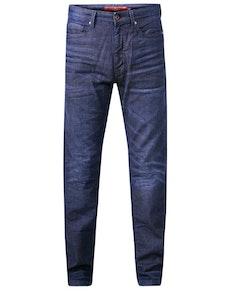 D555 Impala Denim 1959 Fit Stretch Jeans Dark Blue
