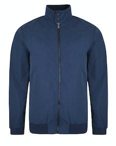 Bigdude Harrington Jacket Navy