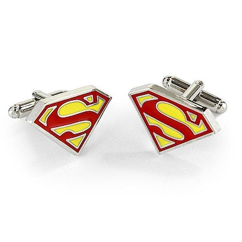 Sophos Superman Logo Cufflinks