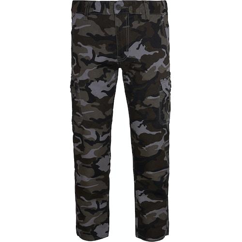 Bigdude Camouflage Cargo Hose Grau