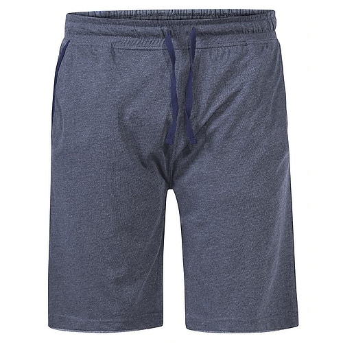 D555 Cobra Two Pack  Jersey Shorts Navy/Denim Marl